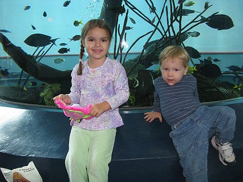 aquarium-kids